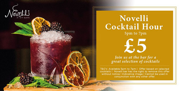 Novelli Cocktail Hour